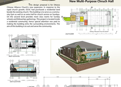 Ottawa Chinese Alliance Church Expansion Proposal