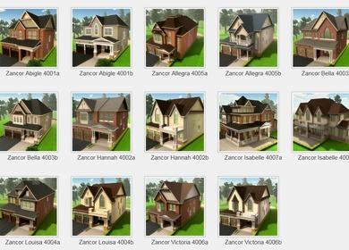 Zancor Homes 3D