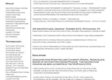 2014 - Resume