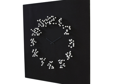 """MOCAP "" wall clock"