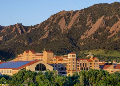 University of Colorado Athletics Complex