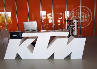 KTM Concept Store