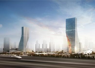 Harbin Twin Towers