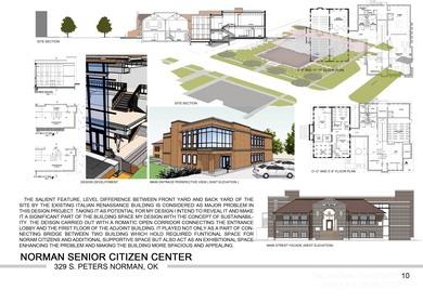 Norman Citizen center