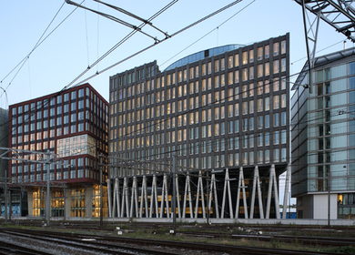 Vodafone Headquarters, Amsterdam