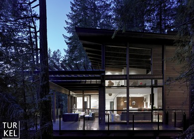 Gambier Island House