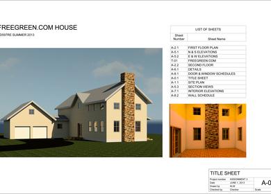 Revit Home Design