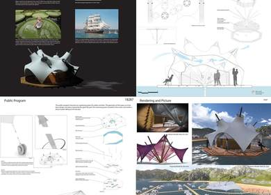 ACSA 2012-2013 Fabric in Architecture Competition Winning Project