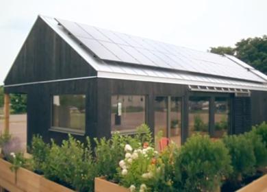 Middlebury College Solar Decathlon House