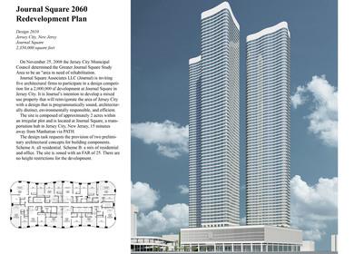 Journal Square 2060 Redevelopment Plan