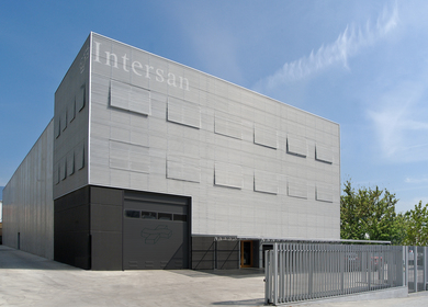 Industrial Premises Intersan