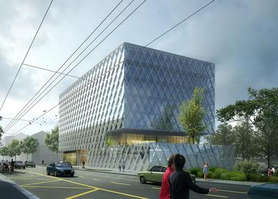 Vevey - Office building