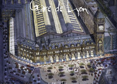 Gare de Lyon Train Station