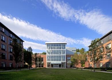 Towson University West Village Commons