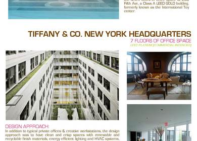 Tiffany & Co- NYC Headquarters