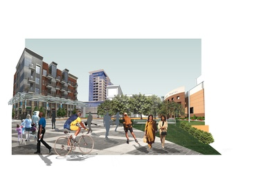 Emraled Haven Ave- Weaving Healthy Living Into Urban Fabric