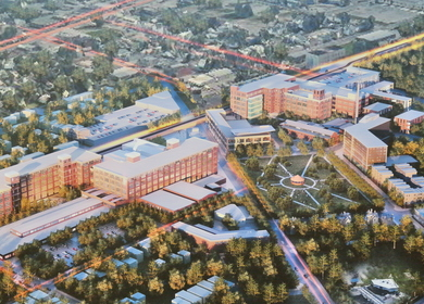 GE Campus Redevelopment