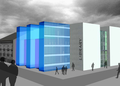New Municipal Library