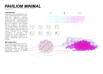 Pavilion Minimal