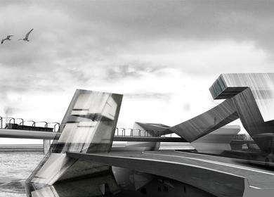 Hong Kong Boundary Crossing Facilities International Design Ideas Competition.