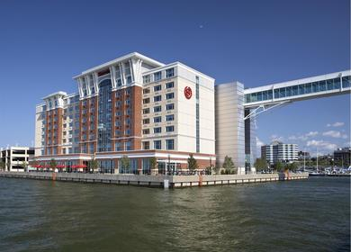 Erie Sheraton Bayfront Hotel
