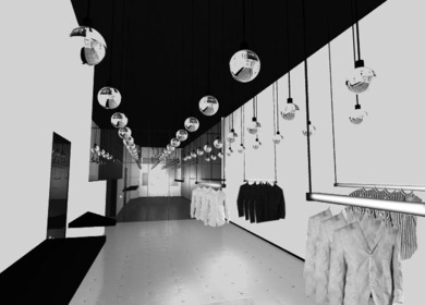 Patrik Ervell Store Concept