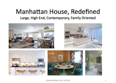 Manhattan House Condominium Conversion and Interior Revovation
