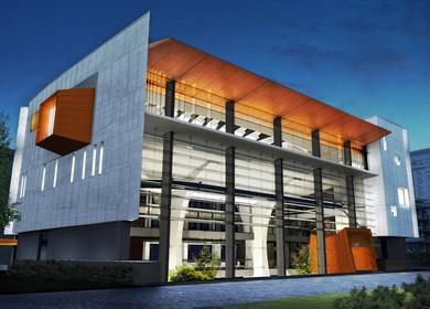 Jindu Sustainable Pavilion