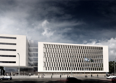 Mar del Plata Judicial Complex