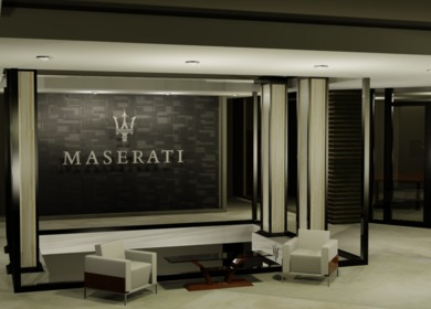 Maserati Corporate Headquarters