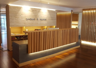 LAWER FIRM INTERIOR DESIGN OFFICE PROJECT&PM