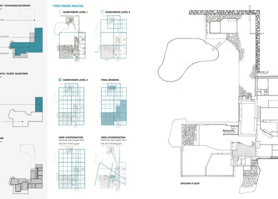 Studio B-1 House Analysis