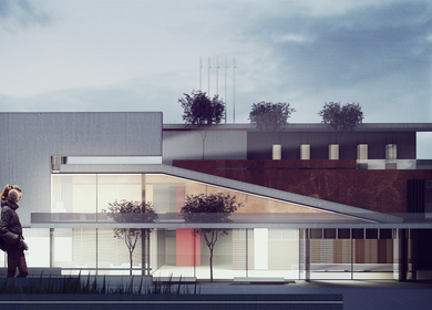 ONZ Architects - Çaycuma Science Center