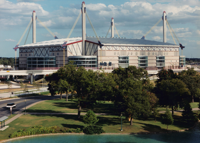 Alamodome Final Four Renovations