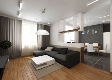 Apartment in Nizhny Novgorod