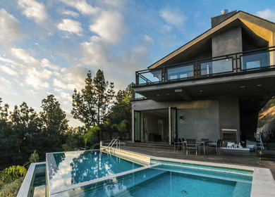 The Beverly Hills House