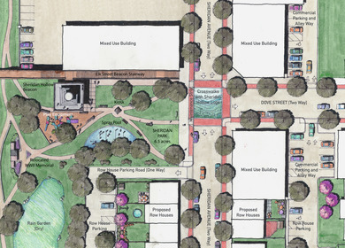Sheridan Hollow Neighborhood Revitalization