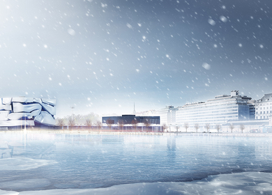 PACKED / A New Guggenheim for Helsinki by Patrick T I G H E Architecture