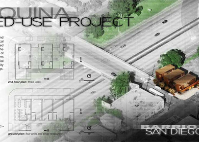 Residential Mixed-use Project (La Esquina)