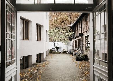 Building extension, Kreuzberg, Berlin