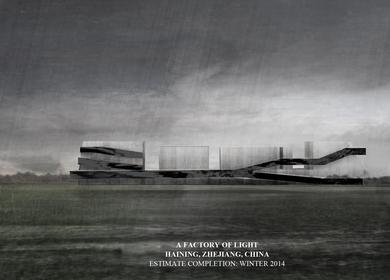 LEDNOON LAND, Factory for Light