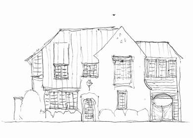 2017-Sketch for Elevation