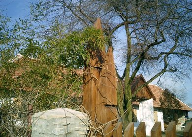 Vernacular residential house