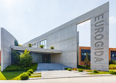 Eurogida Administrative Building