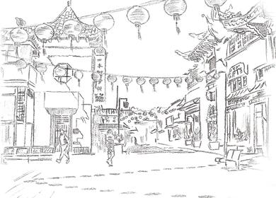 ENV 101: Sketches