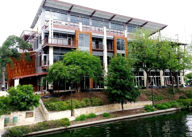 The Phipps Office on the San Antonio Riverwalk