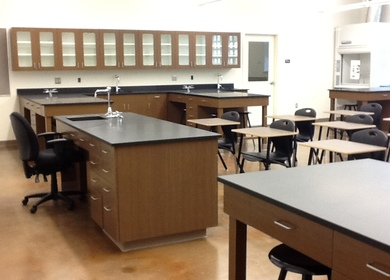 Campbell High School Classroom Building