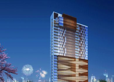 Wuxi, China Mixed-Use Hotel, Condominium and Retail Development