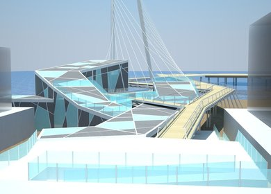 Degree Thesis | Pedestrian bridge design