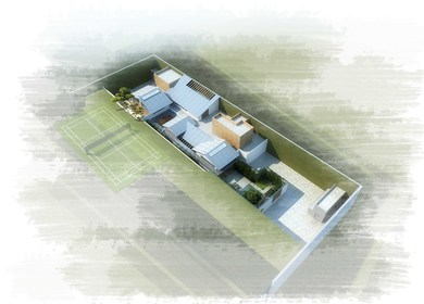 CATIC Headquarter Club House